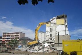 Stadtumbaumaßnahmen im Wohngebiet werden fortgesetzt